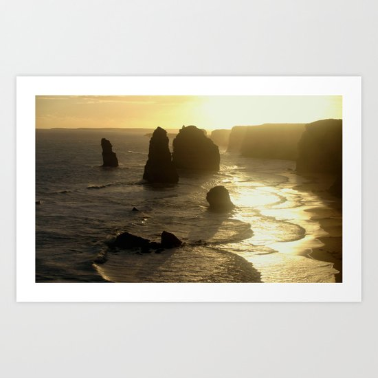 Let there be Light! Art Print