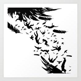 damnation Art Print