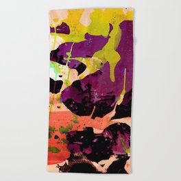 Canarias Beach Towel