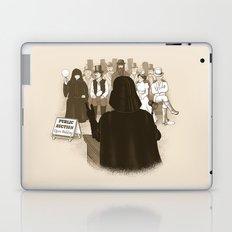 What is Thy Bidding? Laptop & iPad Skin