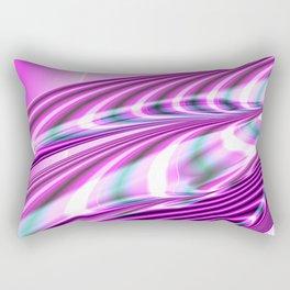 Glamorous pink Rectangular Pillow