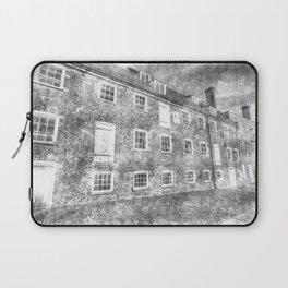 House Mill Bow London Vintage Laptop Sleeve
