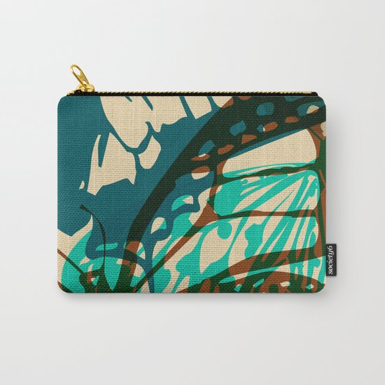Abstract Butterflies 02 Carry-All Pouch
