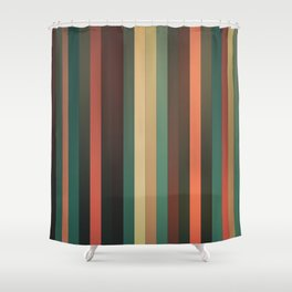 Fall(ing) Shower Curtain