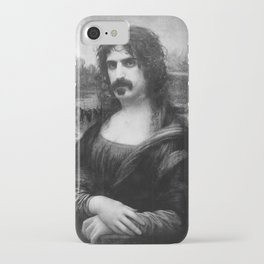 Mona Zappa iPhone Case