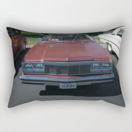 Classic No. 1 Rectangular Pillow