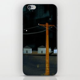 Night Landscape iPhone Skin
