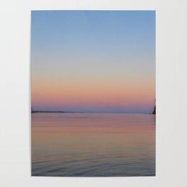 Colourful Sunrise Poster