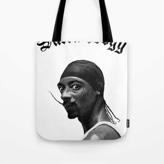 Salva Dogg Tote Bag