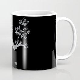 Cherry tree inverse Coffee Mug