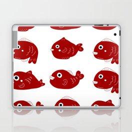 Lucky fishies Laptop & iPad Skin