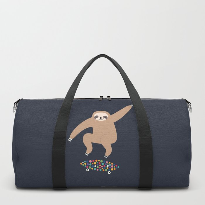 Sloth Gravity Duffle Bag
