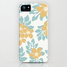 Floral iPhone (5, 5s) Slim Case