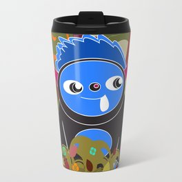 Sasquatch Travel Mug