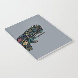 Shafted Whale Notebook