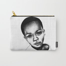 African Child Carry-All Pouch