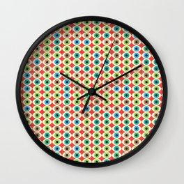 Eye Balling Wall Clock