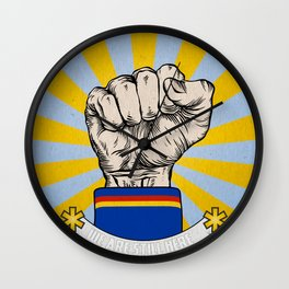 We are still here // Sápmi Wall Clock