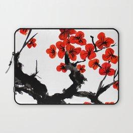 Orange Blossoms Laptop Sleeve