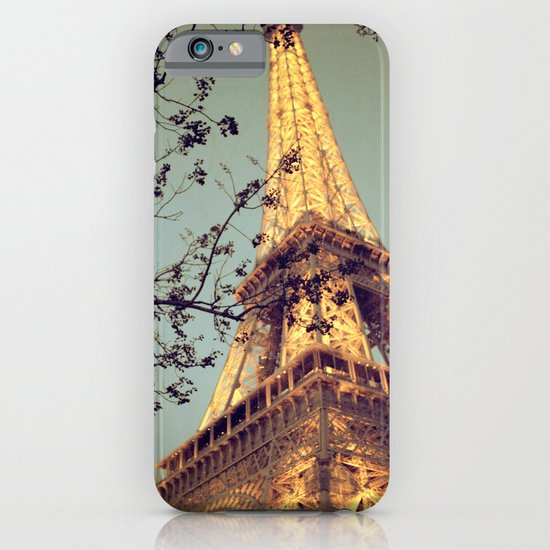The Blue Hour iPhone & iPod Case