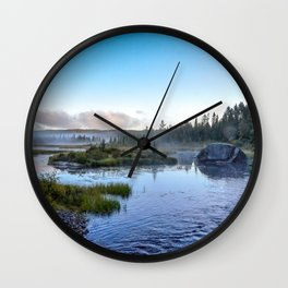 Opeongo by Teresa Thompson Wall Clock