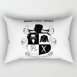 Armitage Army Rectangular Pillow