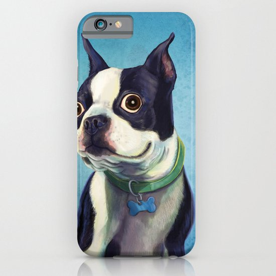Boston Terrier iPhone & iPod Case