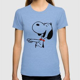 snoopy_laughing T-shirt