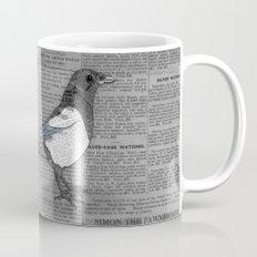 Bad News Bird Mug
