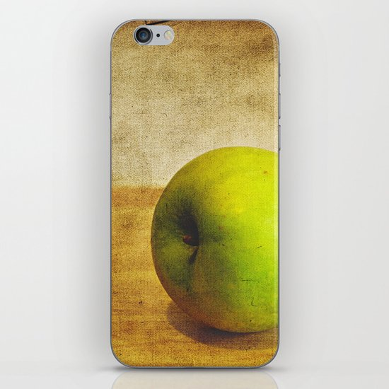 Green Apples iPhone & iPod Skin