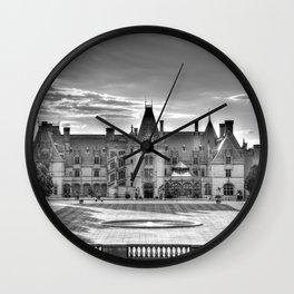 Biltmore Wall Clock