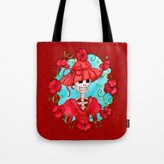 Catrina Doña Carlota Tote Bag