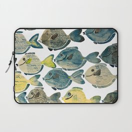 Blue Tang Laptop Sleeve