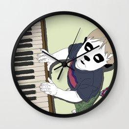 The Pet Piano Wall Clock