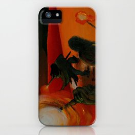 Inuit Mythology: Chapter 1, part 8 iPhone Case