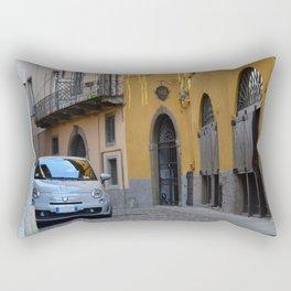 Fiat 500 Rectangular Pillow