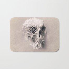 Decay Skull Light Bath Mat