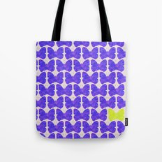 One of a kind (purple) Tote Bag