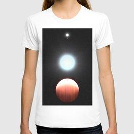 Hubble Space Telescope - Kepler-13Ab (artist's impression) T-shirt