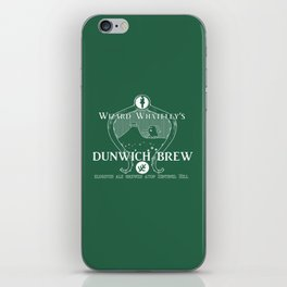 Dunwich Brew iPhone Skin