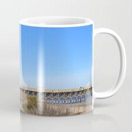 Restaurant And Pier Coffee Mug