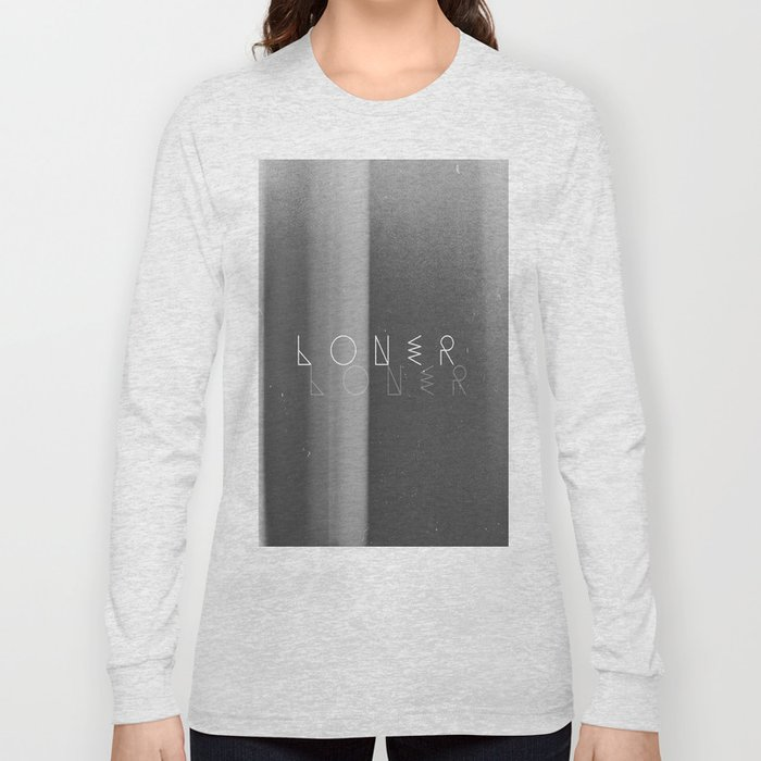 Loner Long Sleeve T-shirt