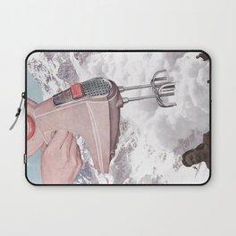 Doris Whisker - Avalanche whipped cream Laptop Sleeve