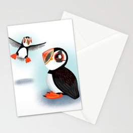 Atlantic Puffin (Canavians Series) Stationery Cards