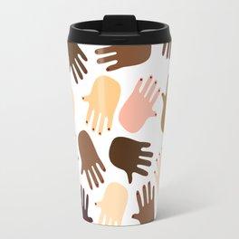 Don't get all handsy Travel Mug