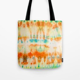 rainbow sun Tote Bag