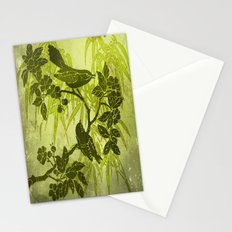 Birds on the Tree Stationery Cards