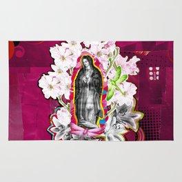 Nossa Senhora de Guadalupe (Our Lady of Guadalupe)  Rug