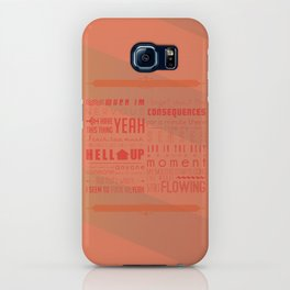 NOBODY'S PERFECT iPhone Case