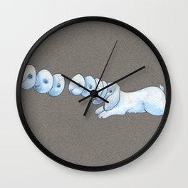 Like A Many Layered Onion Wall Clock